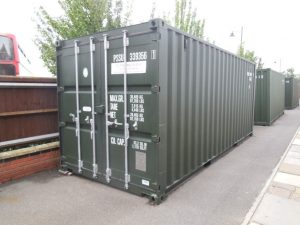 Hire portable storage containers to solve your storage needs - Trading Spaces