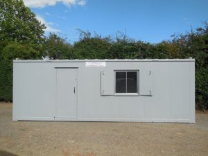 Anti-Vandal offices for hire - Trading Spaces Essex