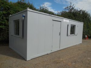 hire an Anti-Vandal office from Trading Spaces Essex