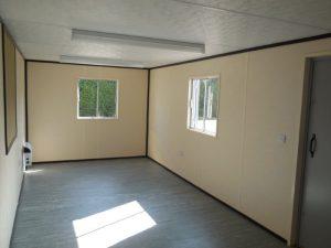 Anti-Vandal office interior - Trading Spaces Essex