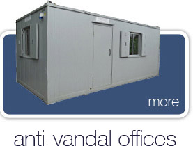 Anti-Vandal Offices for hire
