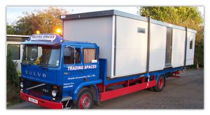 Delivery of portable offices and storage containers anywhere in the UK with Trading Spaces Essex