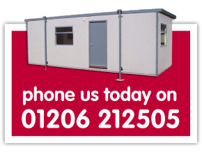 Trading Spaces Portable office hire and sales Colchester Essex