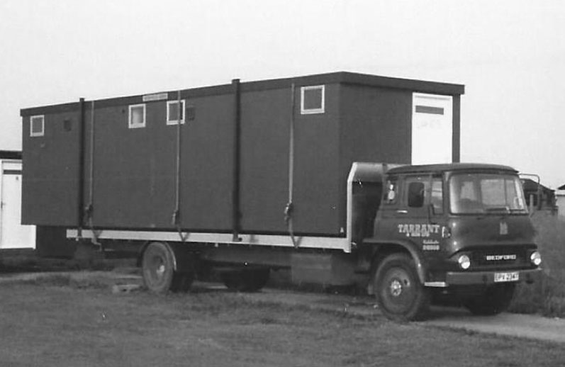 We have been hiring, selling and delivering portable offices in the UK since the 1970s